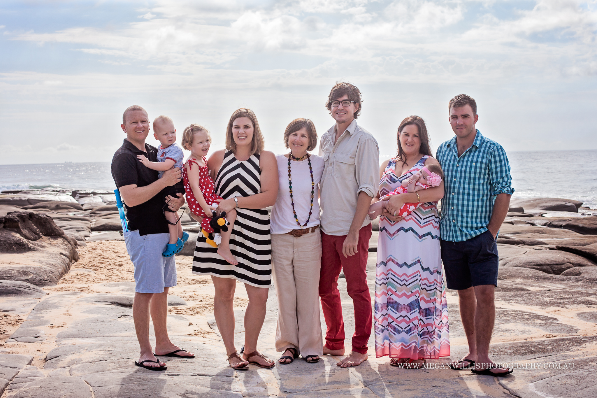 Claire's Family – Sunshine Coast Family Photographer