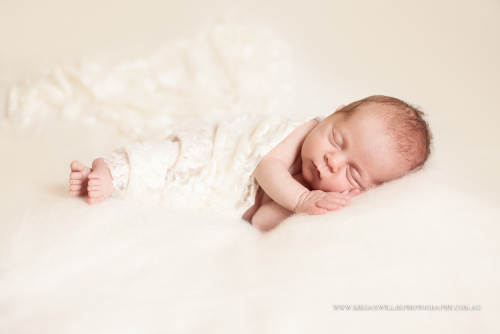 Miss Charlotte {16 days} – Sunshine Coast Newborn Photographer – May 2014