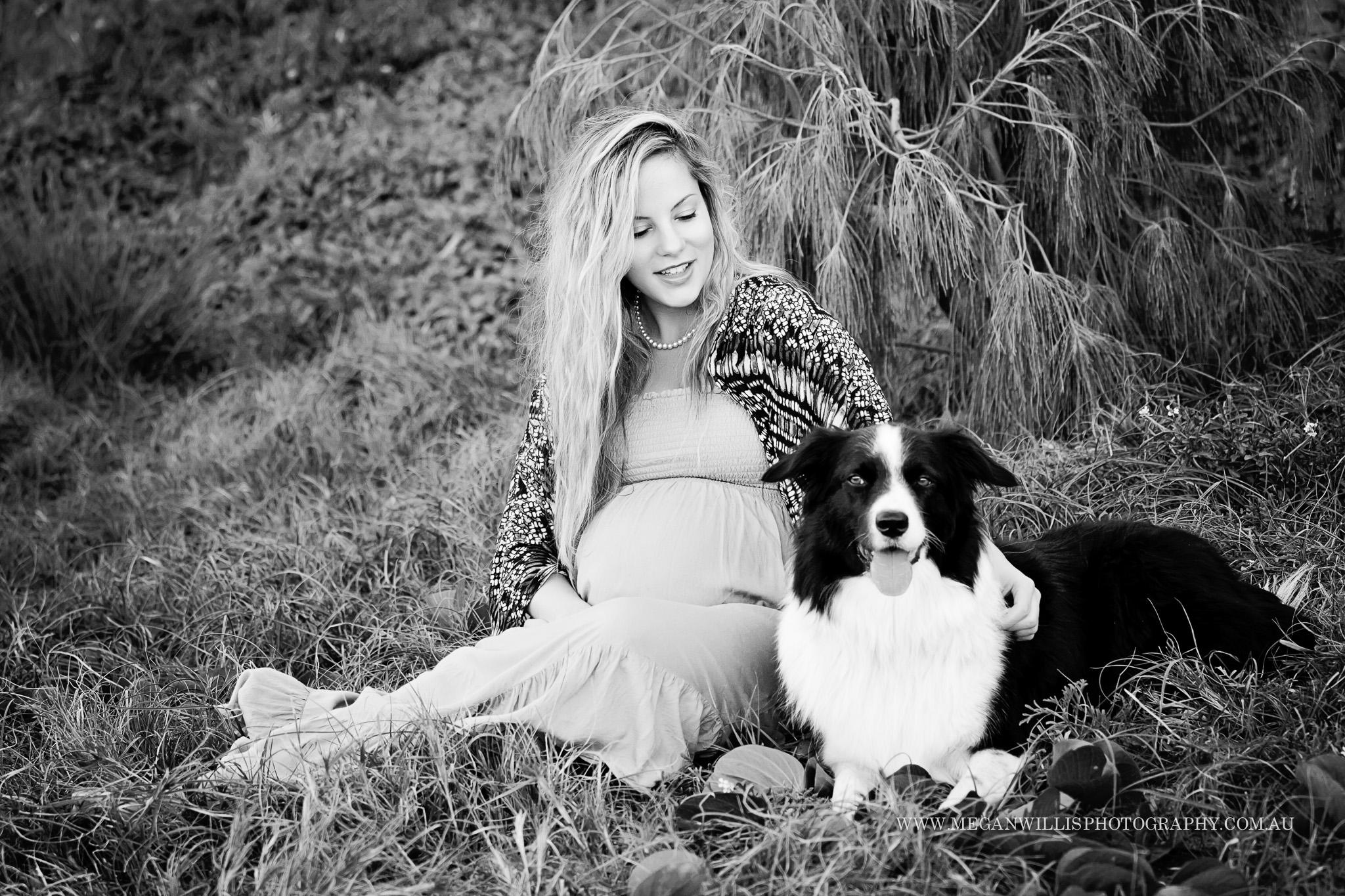 Sunshine Coast Pregnancy Photography – Mariana – June 2014