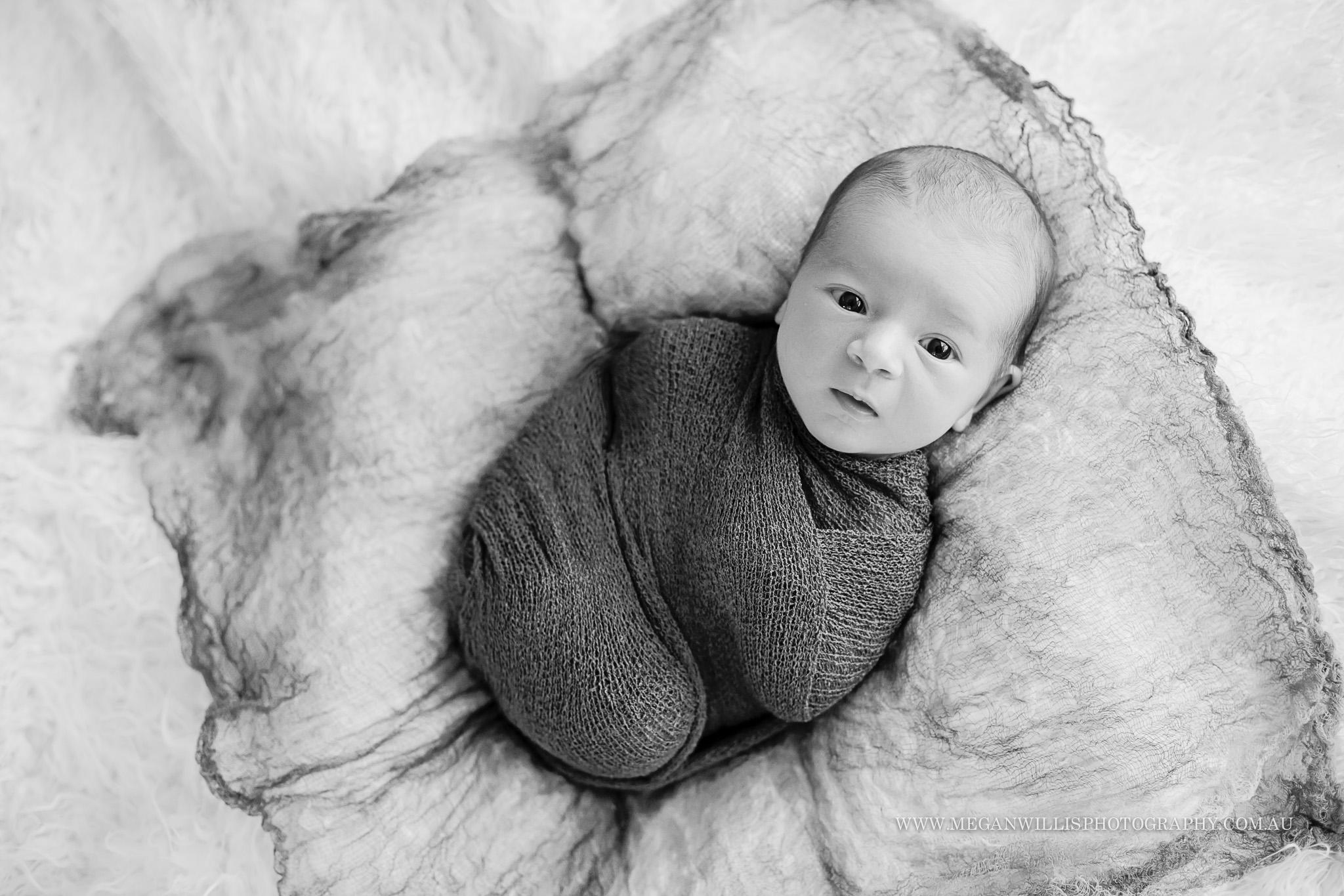 Baby Photography // Peter {15 days} // Sunshine Coast // July 2014
