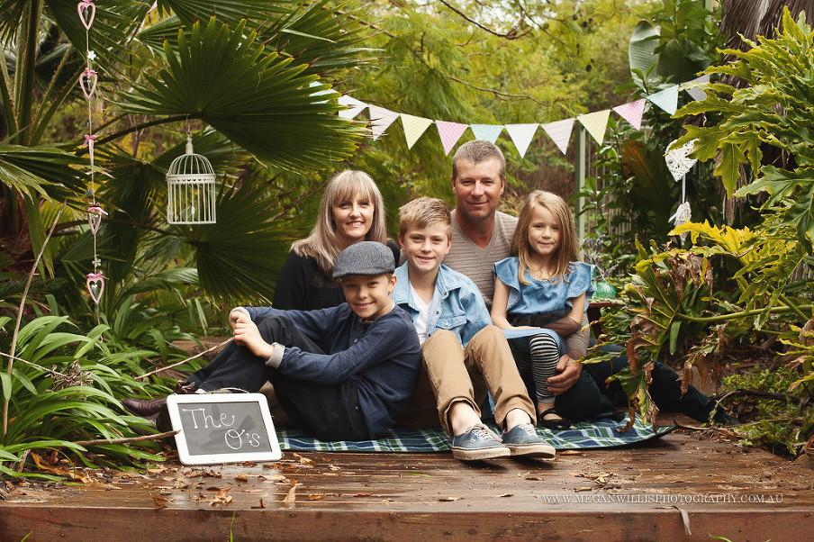 Toowoomba Family Photographer