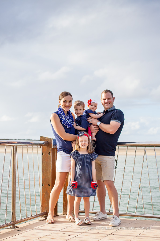 Family Photography Cotton Tree // Paterson Family // September 2014