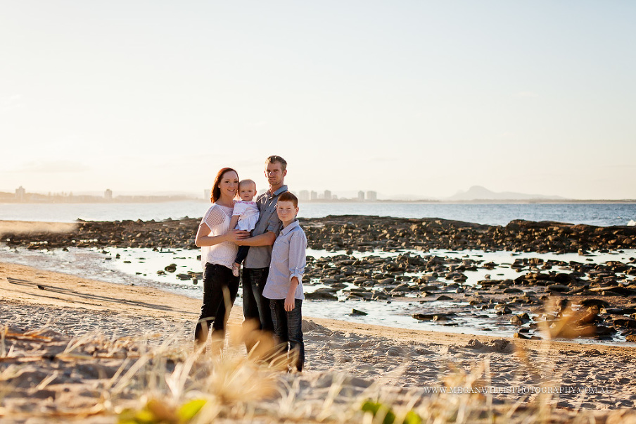 family photograhy Point Cartwright