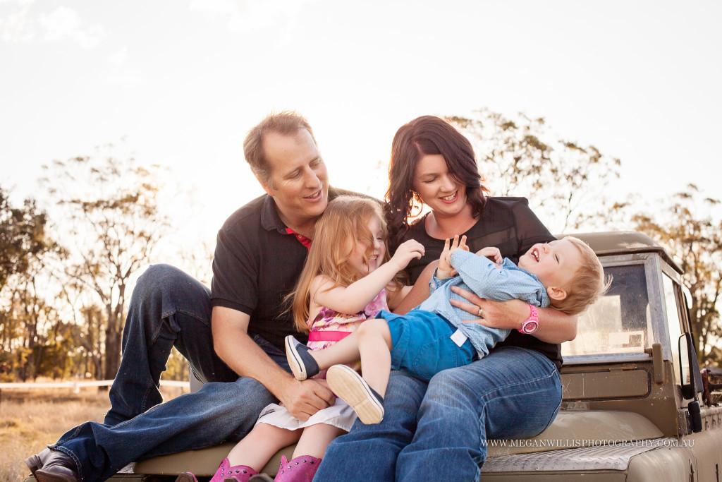 Pittsworth family photographer