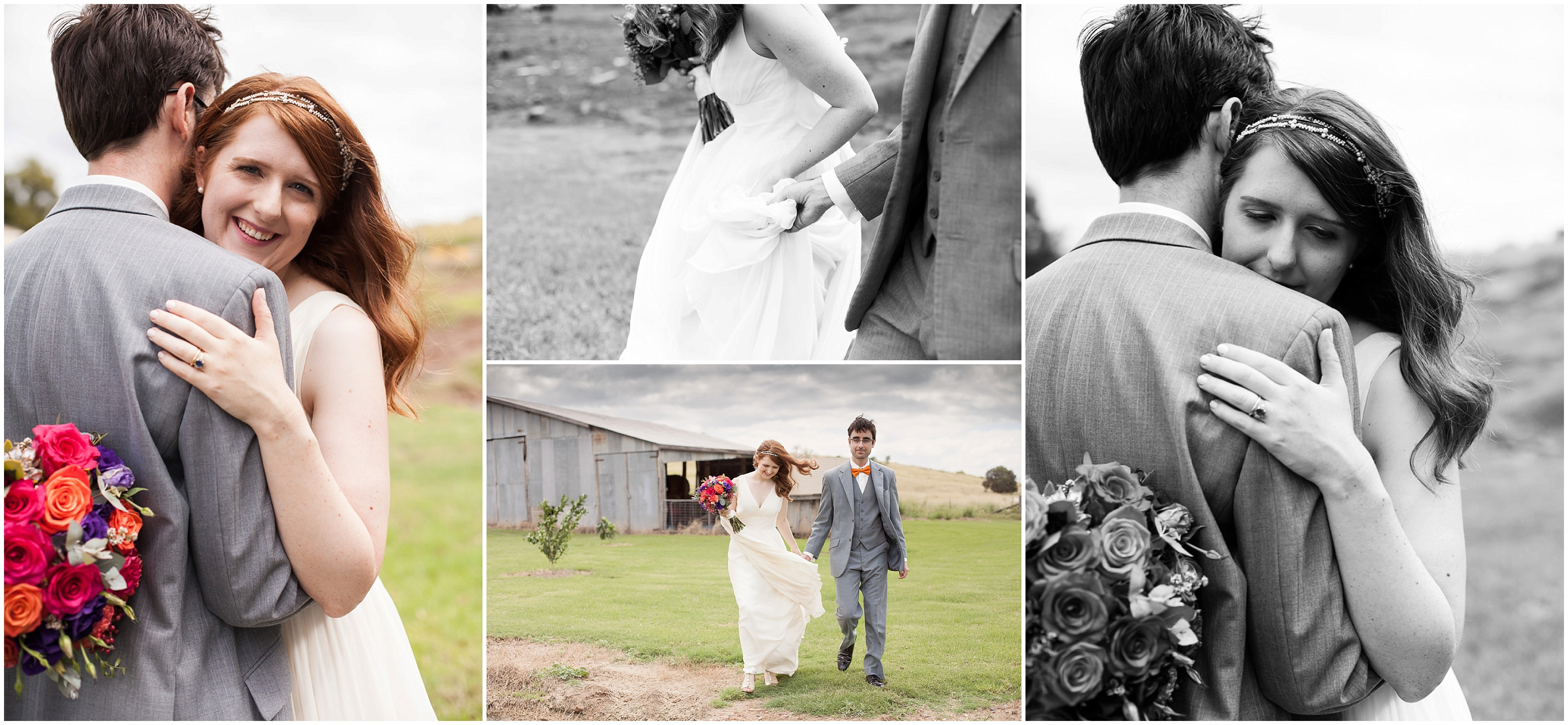 Bree & Joel // 5th April 2015 // Country Easter Wedding