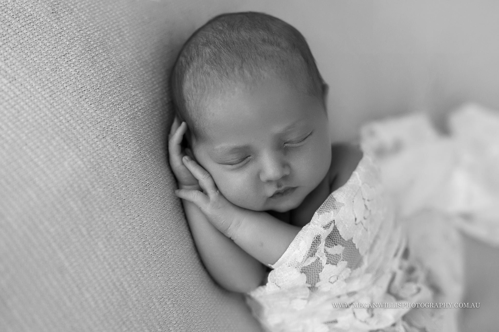 Molly // 11 days // Newborn Session