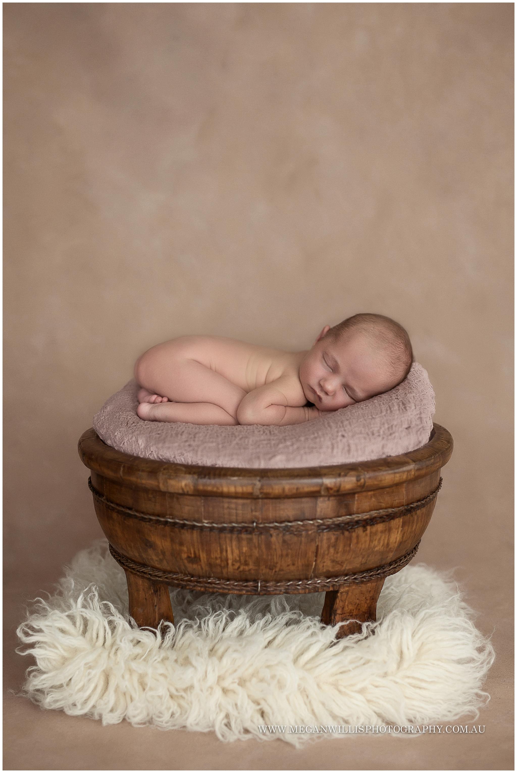 Claire // Newborn // November 2015