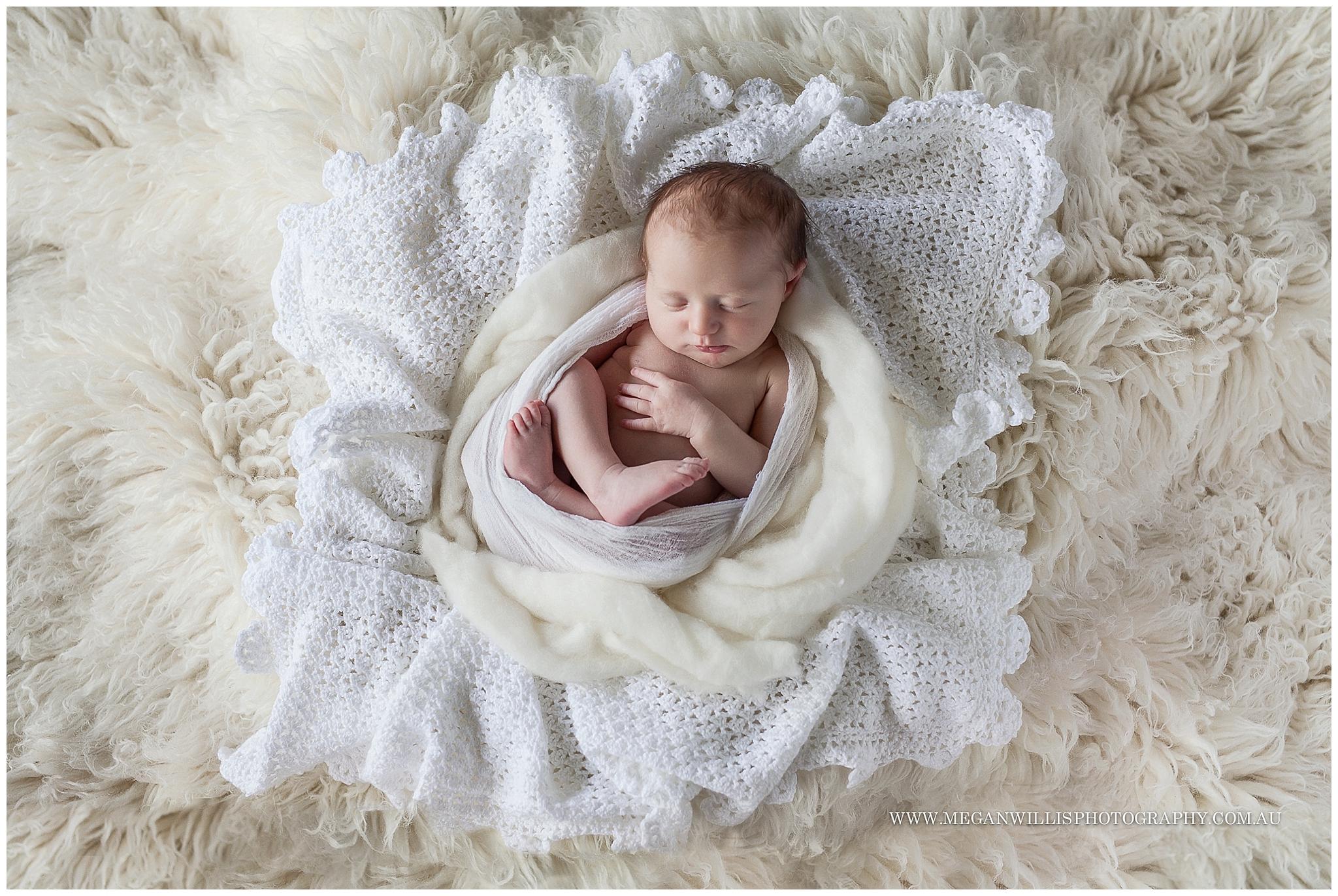 Scarlett // Toowoomba Newborn // December 2015