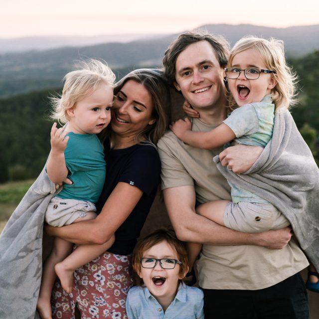 Gray Family // September 2019 // Maleny Hinterland